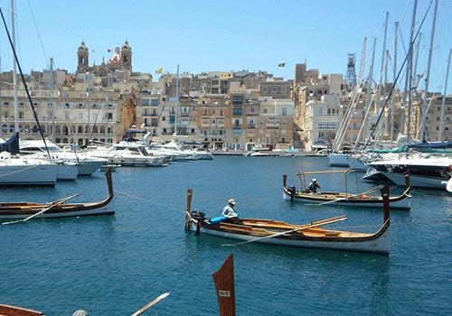 Luxury lines - smaller ports