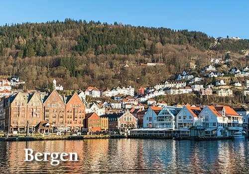 Spitsbergen Cruise - Bergen