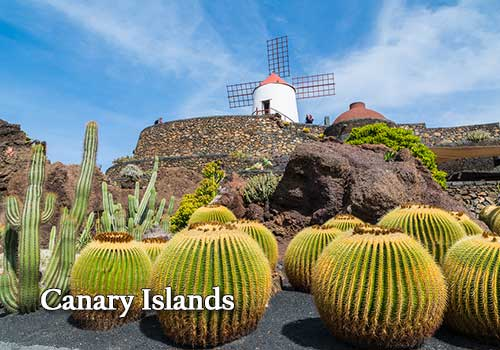 Hosted-cruise-Canary-Islands