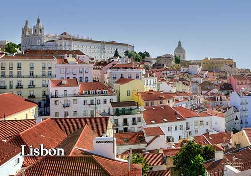 Hosted cruise - Lisbon