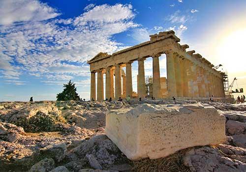 Aegean & Ionian Gems - Pantheon