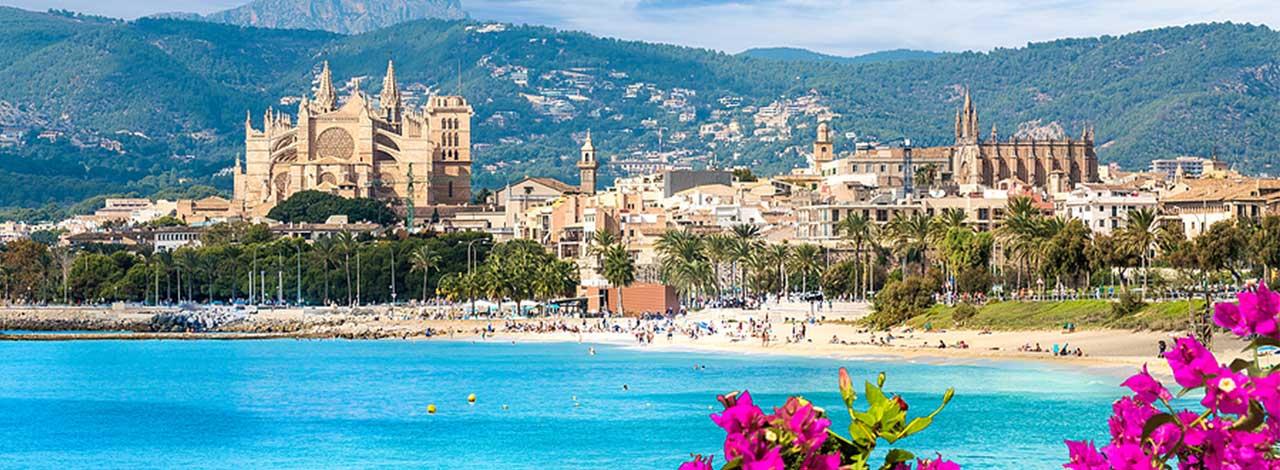 Trans-Atlantic Cruise - Palma De Mallora Header