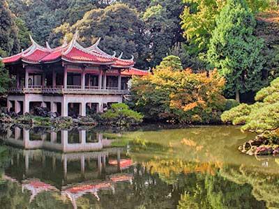 Asia Cruises 2023 Tokyo Garden
