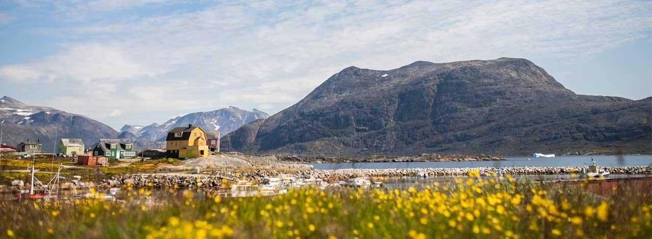 Escorted-Cruise-Iceland-to-Boston: Greenland