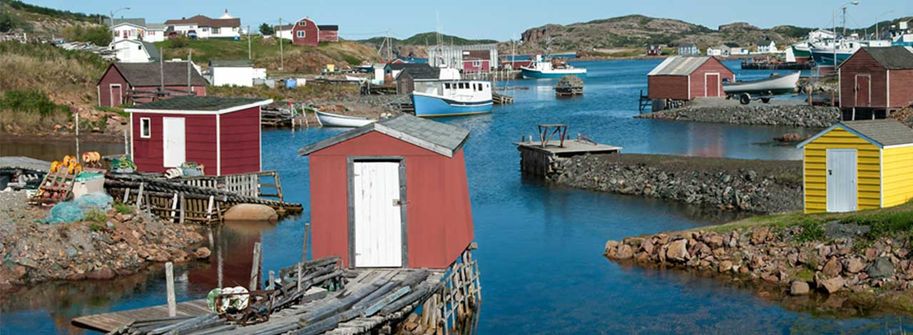 Screeching-in-newfoundland-fishing-village